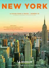 New York Guide to Food & Travel by Michelin
