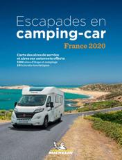 Escapades En Camping-Car France Michelin 2020 - Michelin Camping Guides