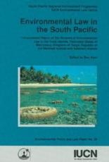 Environmental Law in the South Pacific