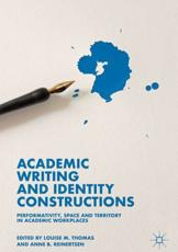 Academic Writing and Identity Constructions