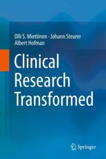 Clinical Research Transformed