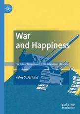 War and Happiness