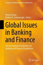 Global Issues in Banking and Finance
