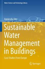 Sustainable Water Management in Buildings