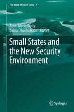 Small States and the New Security Environment
