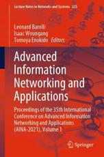 Advanced Information Networking and Applications