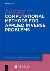 Computational Methods for Applied Inverse Problems