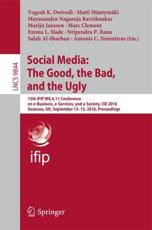 Social Media: The Good, the Bad, and the Ugly