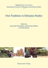 Oral Traditions in Ethiopian Studies
