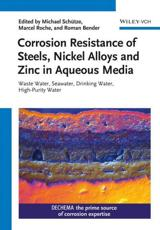 Corrosion Resistance of Steels Against Water
