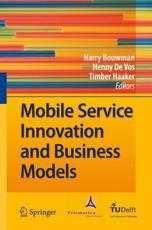 Mobile Service Innovation and Business Models