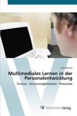 Multimediales Lernen in Der Personalentwicklung - Wanner Julia (author)