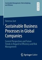 Sustainable Business Processes in Global Companies
