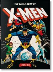 The Little Book of The X-Men