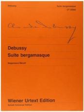 Suite Bergamasque - Claude Debussy (author)