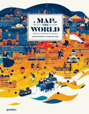 A Map of the World According to Illustrators & Storytellers