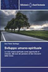 Sviluppo umano-spirituale - Flávio Santiago, Don