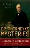 "DR. THORNDYKE MYSTERIES a?"" Complete Collection"