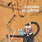 Animales Músicos - Pedro Alcalde (author), Julio Antonio Blasco (author)