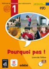 Pourquoi pas Eso edition: Livre d'eleve