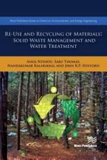 Re-Use and Recycling of Materials