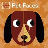 Pet Faces: My First Jigsaw Book