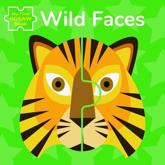 Wild Faces: My First Jigsaw Book