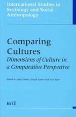 Comparing Cultures - Henk Vinken (volume editor), Joseph Soeters (volume editor), Peter Ester (volume editor)
