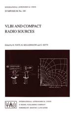 VLBI and Compact Radio Sources - R Fanti, K Kellermann, Giancarlo Setti, International Astronomical Union