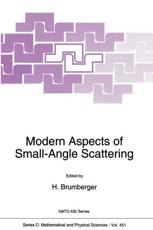 Modern Aspects of Small-Angle Scattering - H Brumberger