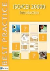 ISO/CEI 20000 - Introduction - Van Haren Publishing (editor)