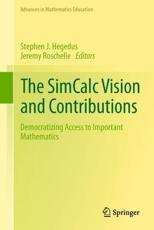 The SimCalc Vision and Contributions