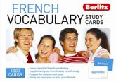 Berlitz: French Vocabulary Study Cards