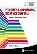 ISBN: 9789814447720 - Priorities and Pathways in Services Reform