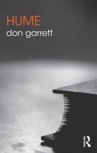 Hume by Don Garrett (Paperback, 2009)