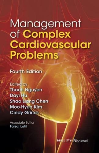 Management of Complex Cardiovascular Problems by John Wiley & Sons Inc...
