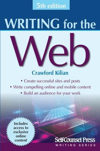 Writing for the Web by Crawford Kilian (Paperback / softback, 2015)